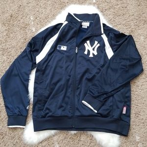 Majestic Authentic MLB NY Yankees Mens Jacket